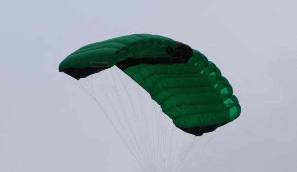 Dos paracaidistas murieron en Australia. Imagen de referencia.