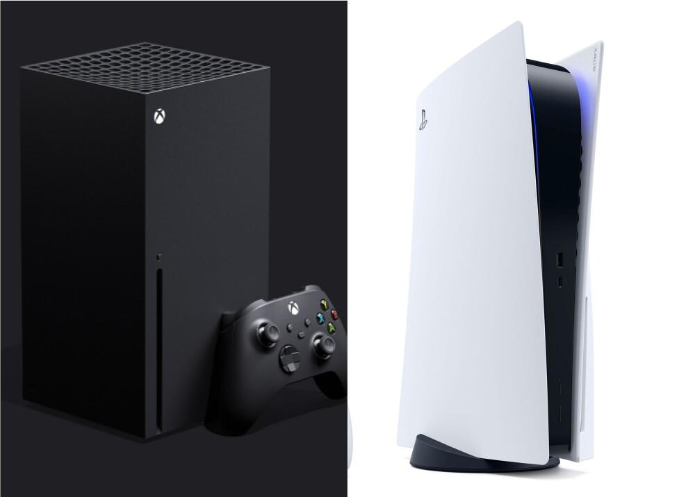 367370_Playstation 5 y Xbox Series X // Foto: AFP / SONY INTERACTIVE ENTERTAINMENT INC y Xbox.com