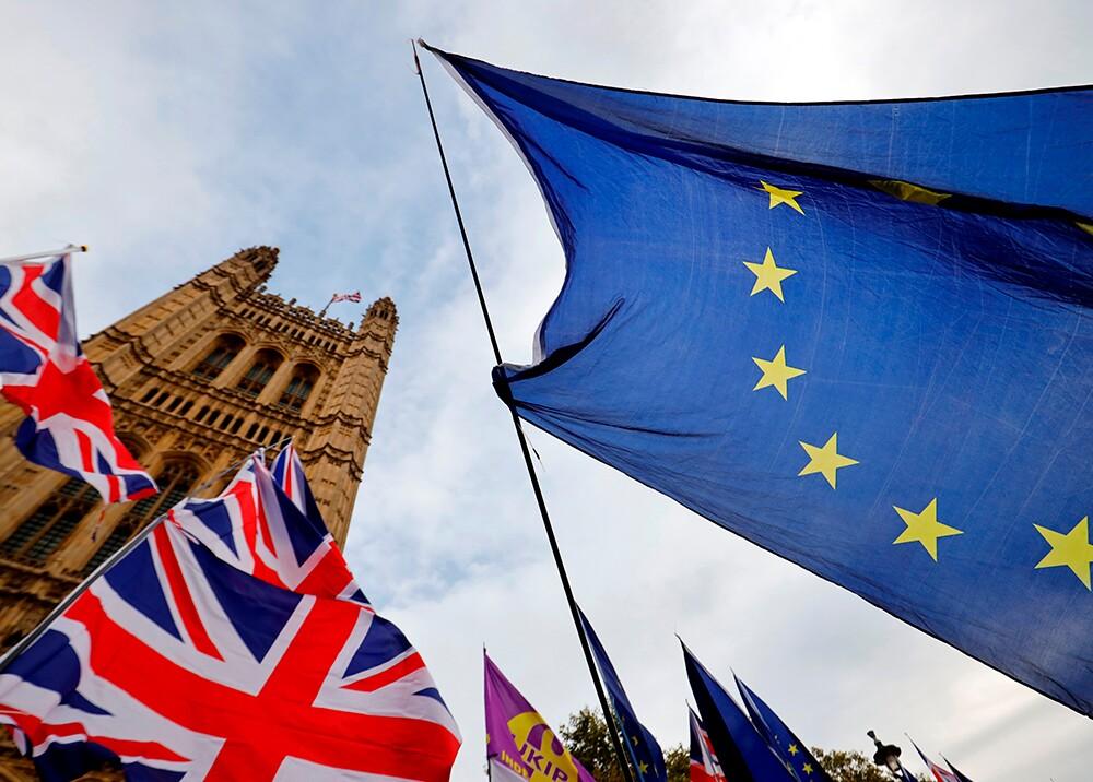 347093_Brexit Reino Unido // Foto: AFP