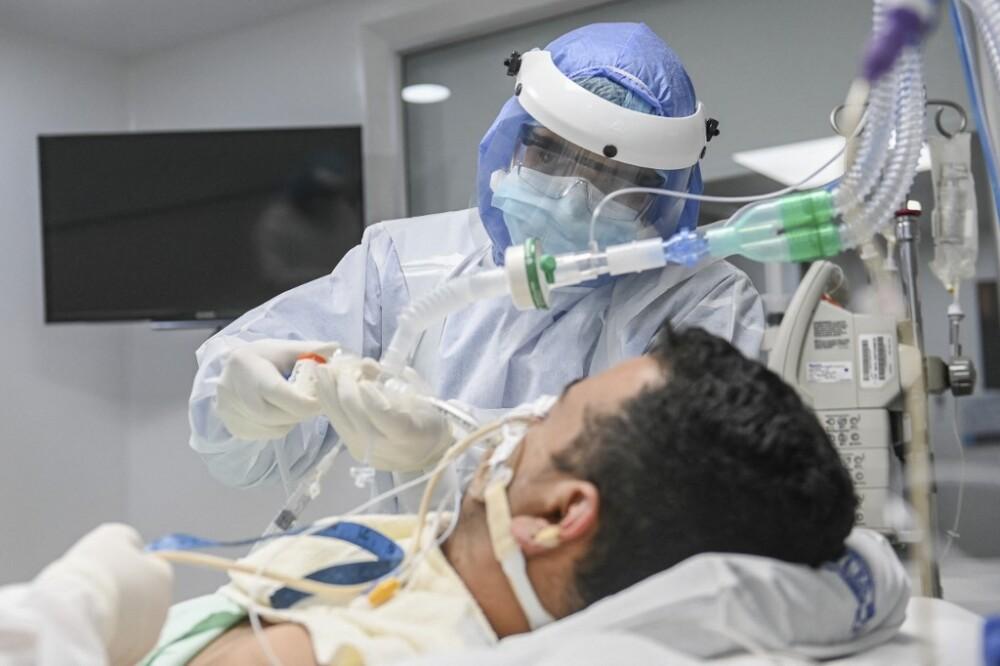Casos coronavirus 21 de marzo