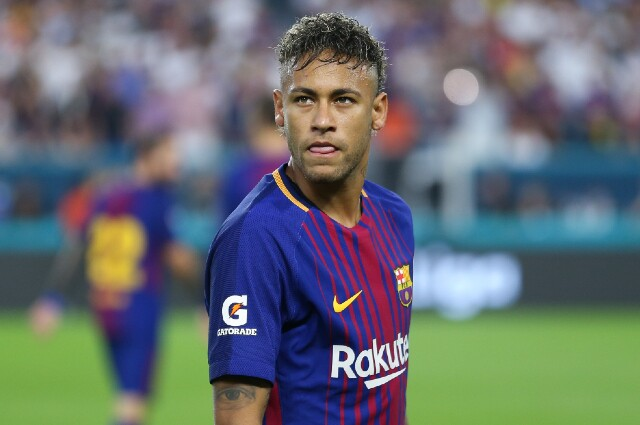 Neymar Barcelona Getty Images