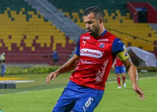 Andres Cadavid, jugador del Medellin