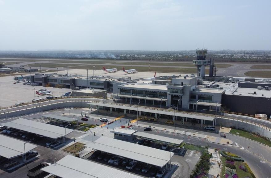 Aeropuerto Ernesto Cortizzos