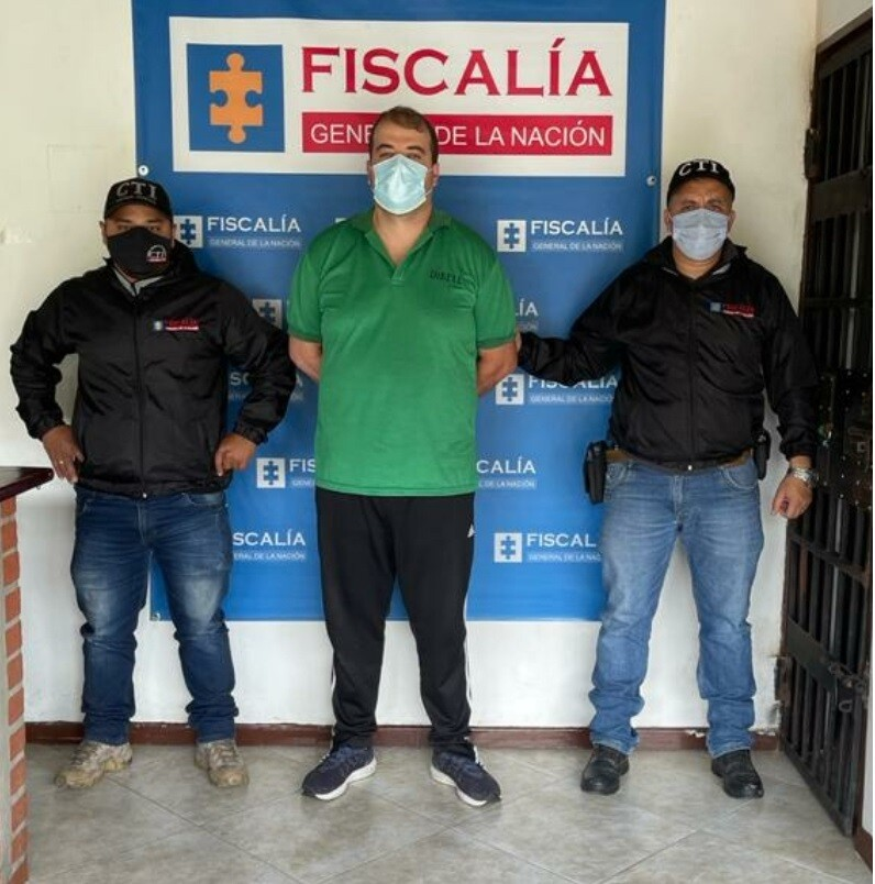 Diego Cadavid, capturado por el homicidio de Sofía Cadavid en Rionegro.jpeg