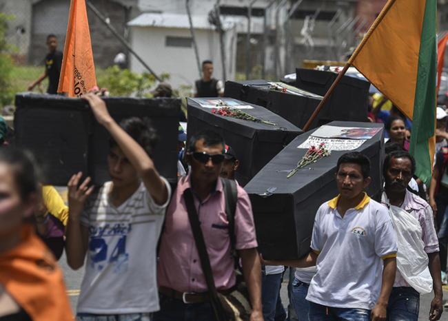 327183_BLU Radio, Asesinato líderes sociales / Foto referencia: AFP