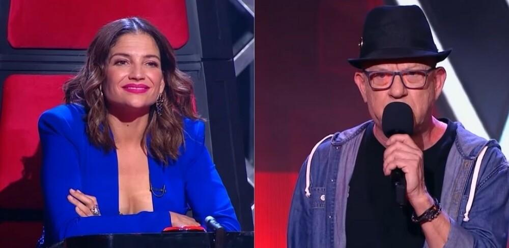 Natalia Jiménez confesó en La Voz Senior por qué no escucha bien por el oído izquierdo.