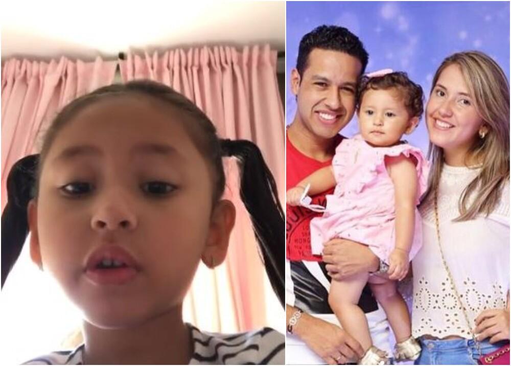 22277_El video que grabó hija de Martín Elías al cantante / Foto: Instagram