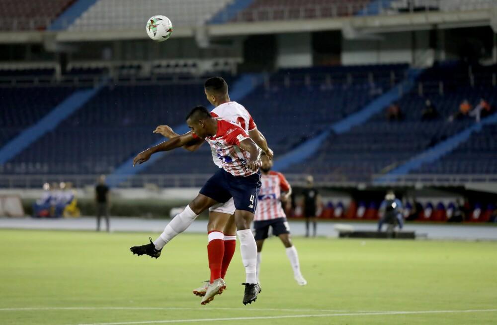 Atletico Junior vs Independiente Santa Fe