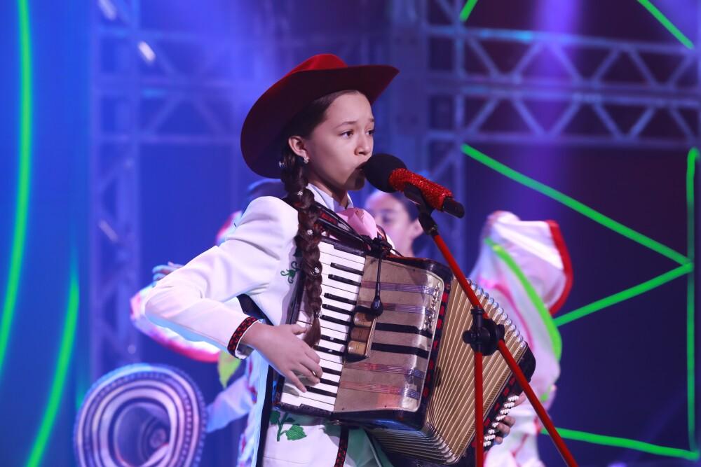 María Liz, finalista del Equipo Natalia.