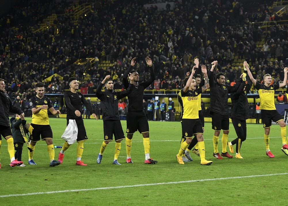355678_BLU Radio // Borussia Dortmund // Foto: AFP