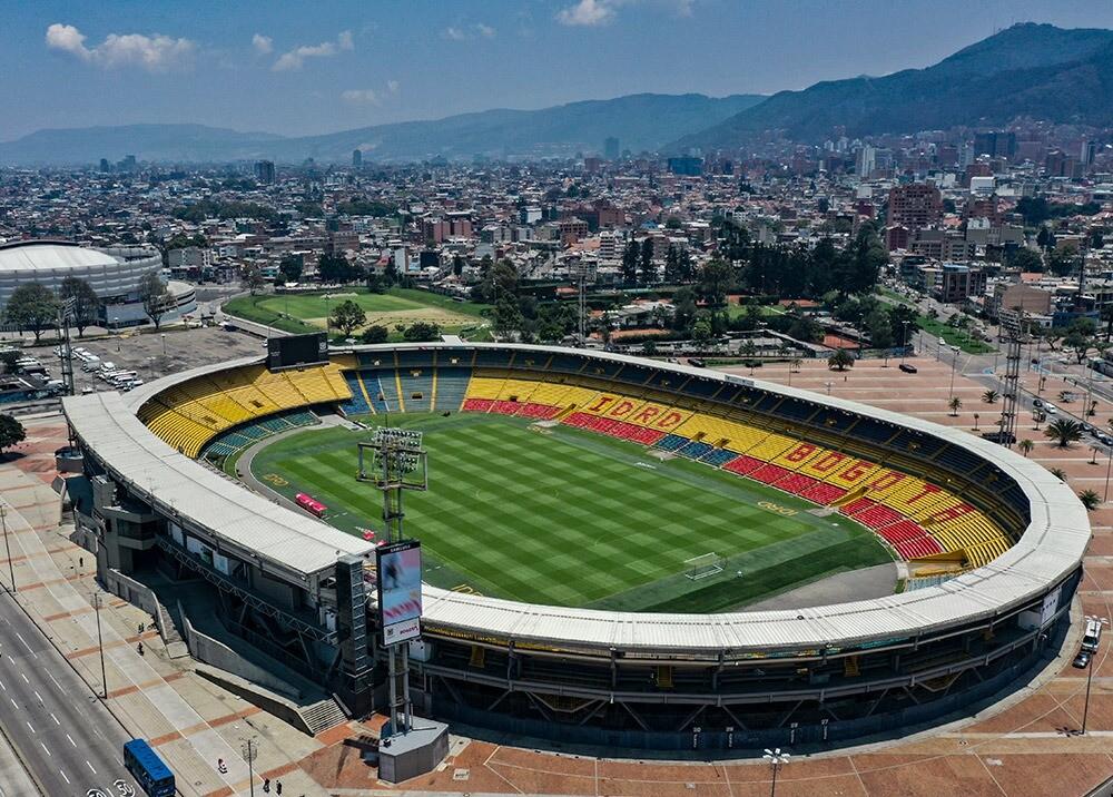 363985_Estadio El Campín / Foto: AFP