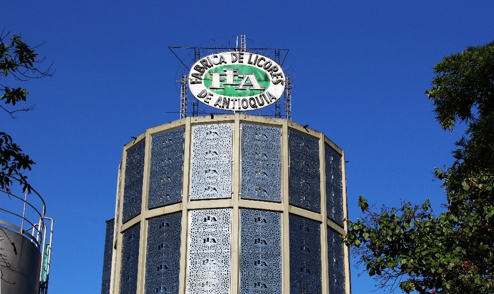Fábrica de Licores de Antioquia
