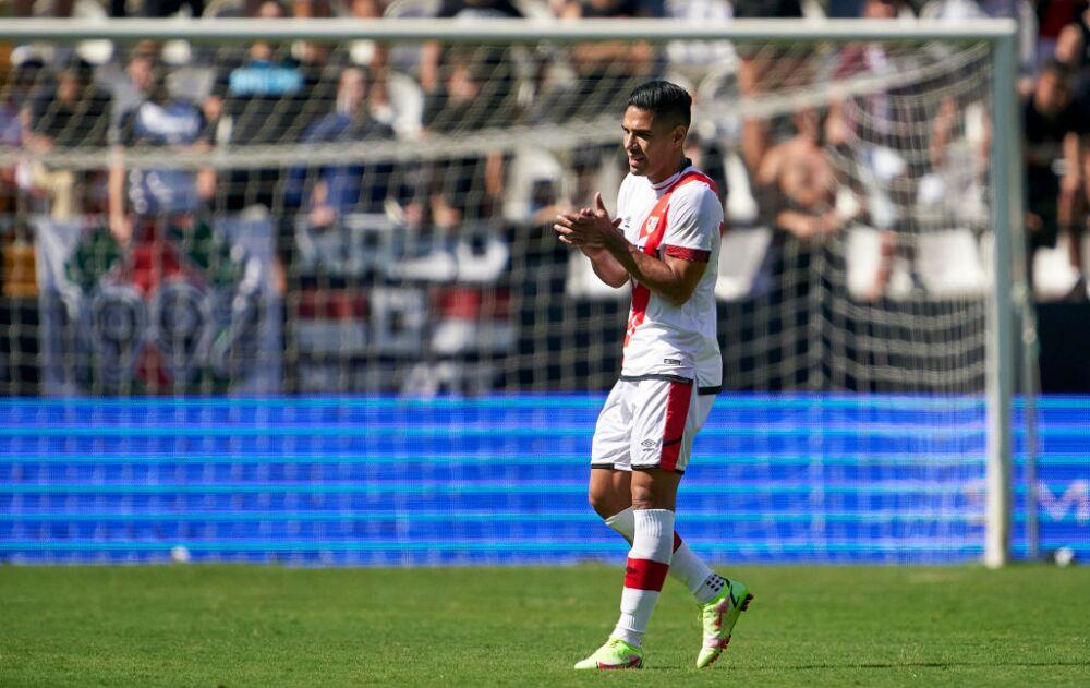 Rayo Vallecano v Getafe CF - La Liga Santander