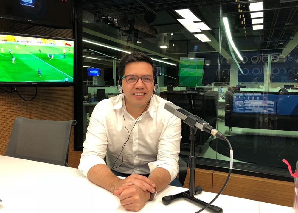 300999_Blu Radio. Sergio Fernández. Foto: BLU Radio
