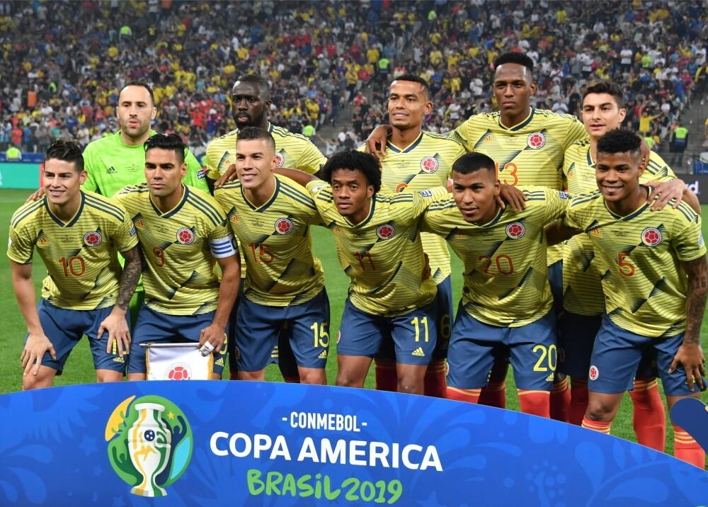 376767_Selección Colombia // Foto: AFP