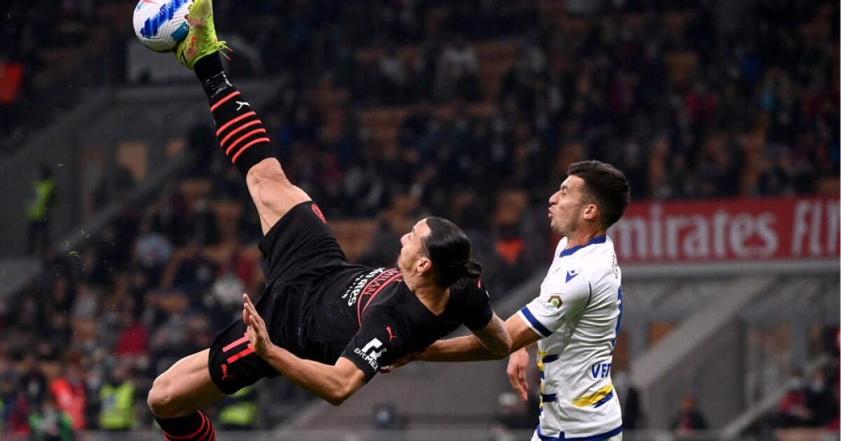 Partidazo en Milán: remontada 'rossonera' al Verona y liderato parcial de la Seria A | Fútbol | BluRadio