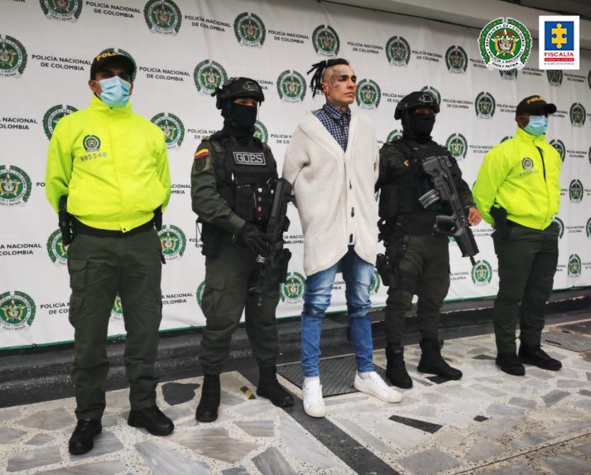 Sergio Andrés Pastor, alias '19'