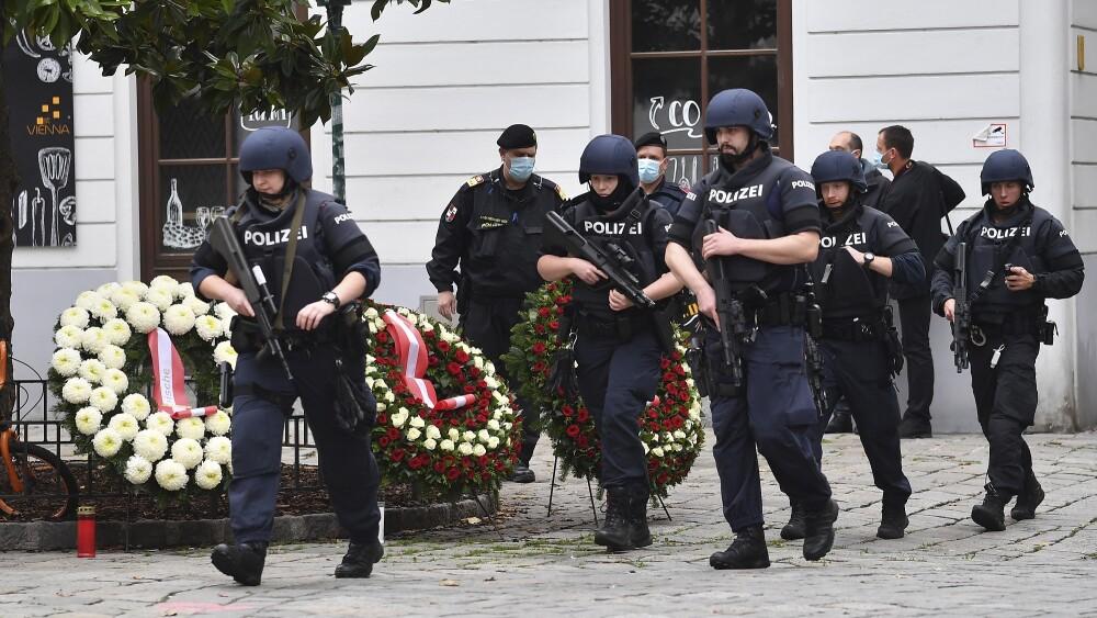 AUSTRIA-ATTACK-SHOOTING