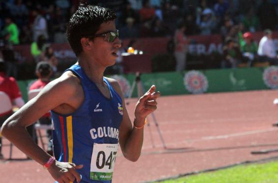 Iván Darío González representará a Colombia en los Juegos Olímpicos de Tokio 2020.