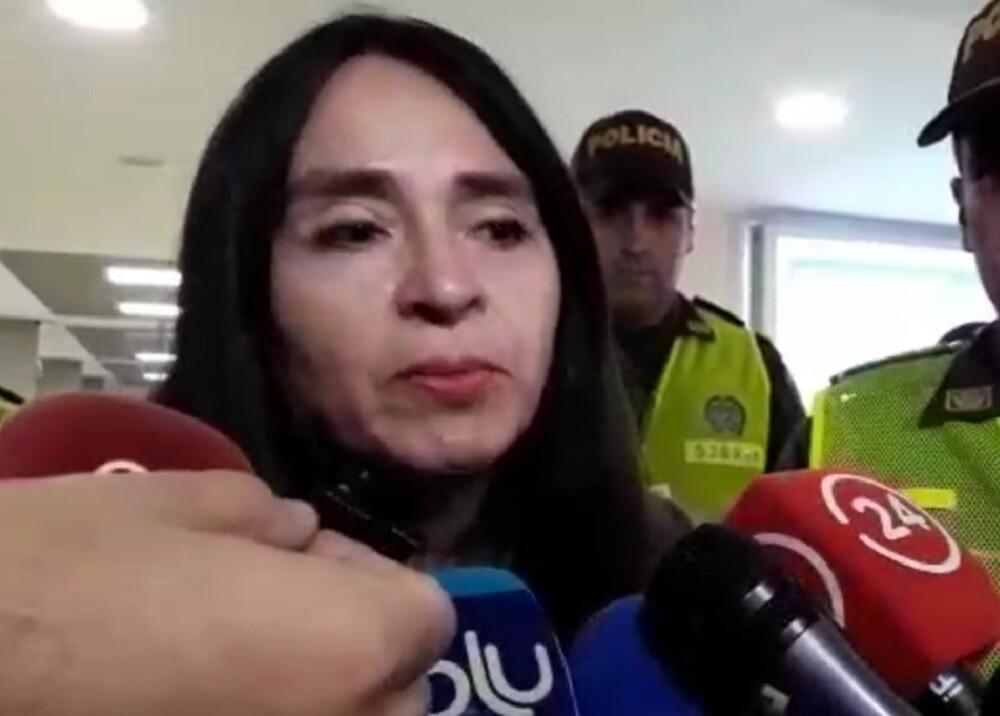 332893_BLU Radio // Hermana de Ilse Ojeda // Foto: Video BLU Radio