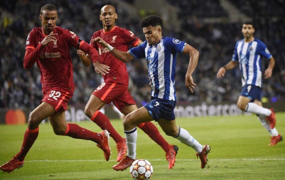Porto vs Liverpool