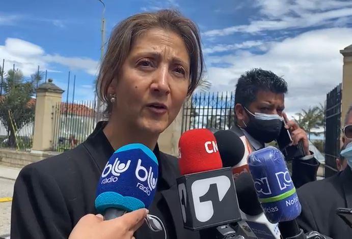 Ingrid Betancourt. BLU Radio.JPG