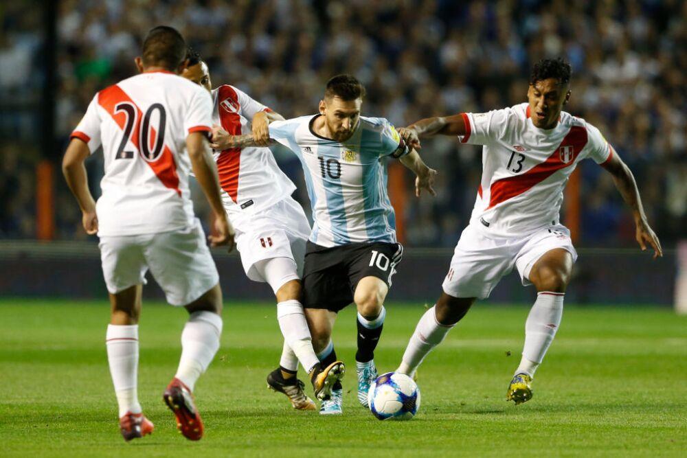 Argentina vs Perú