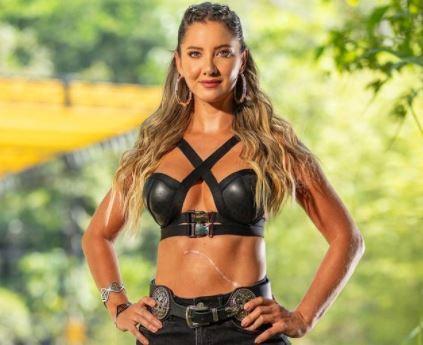Daniella Álvarez en el Desafío //