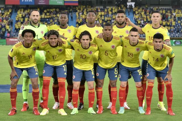 Titular de la Selección Colombia contra Chile, en Eliminatorias de septiembre