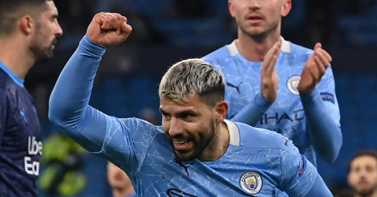 Manchester City cerró una impecable fase de grupos en la Champions: goleó 3-0 al Marsella