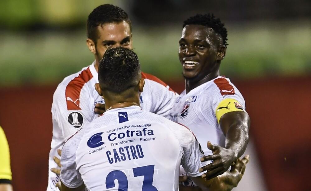 Medellín vs Caracas, Copa Libertadores