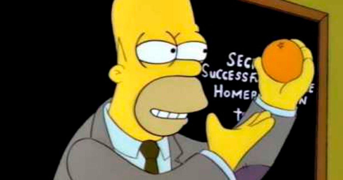 Los Simpson Es La Mejor Serie Para Aprender Inglés