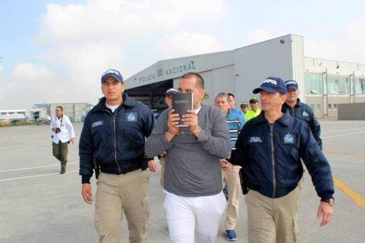 Narcotraficante colombiano Vivero Rendón