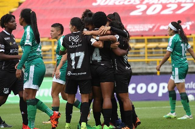 Deportivo Cali contra La Equidad, en Liga femenina