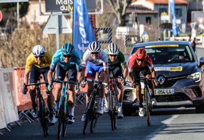Nairo Quintana finalizó en el noveno puesto de la general del Tour de los Alpes Marítimos.