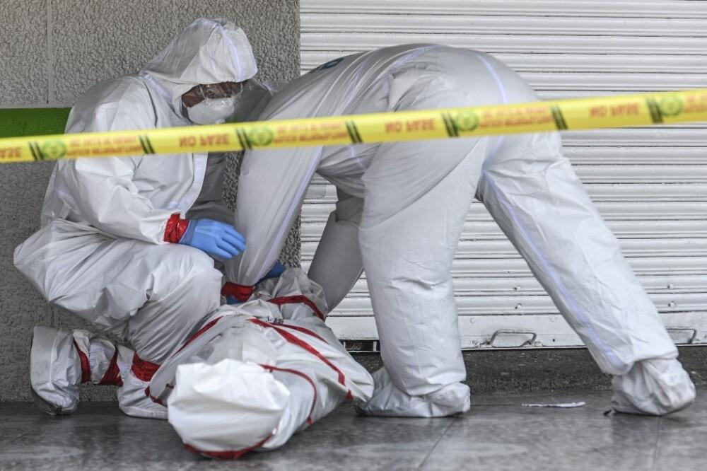 Muerto por coronavirus