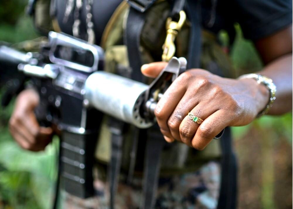 358547_Violencia en Chocó // Foto: AFP