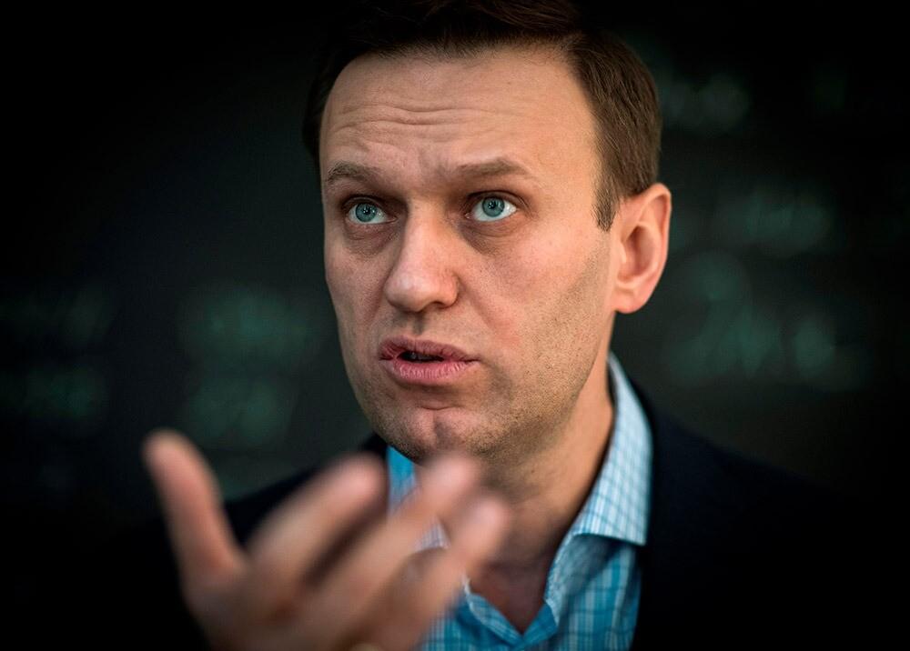 Navalni // Foto: AFP