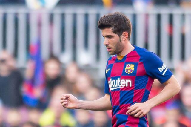 332709_Sergi Roberto, lateral Barcelona.