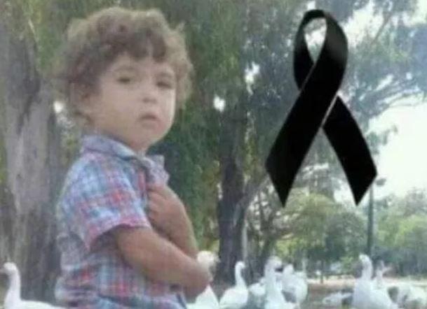 Niño Thiago asesinado en Argentina