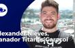 Alexander Nieves, Titanes Caracol