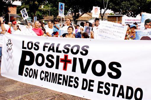 14076_BLU Radio. Falsos Positivos - referencia / Foto: geoactivismo.org