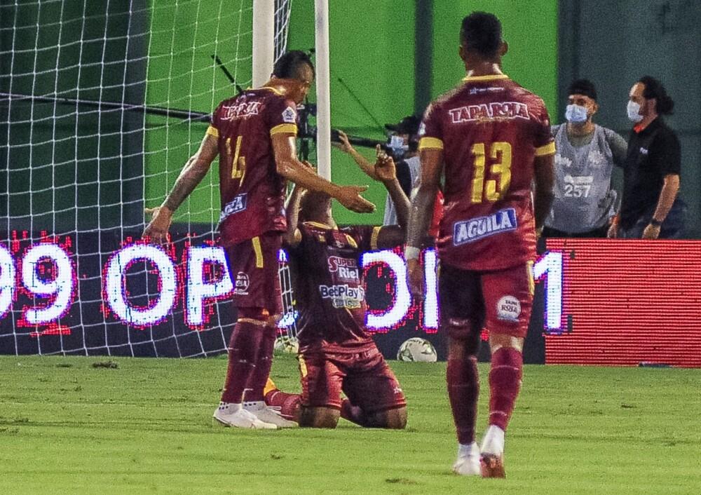 Alianza Petrolera vs Deportes Tolima