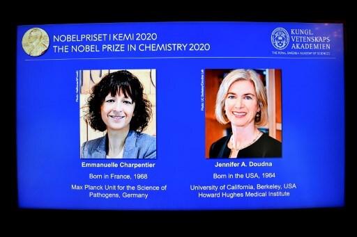 Nobel de Química 2020