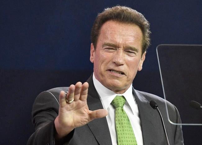 21637_Arnold Schwarzenegger / FOTO: AFP