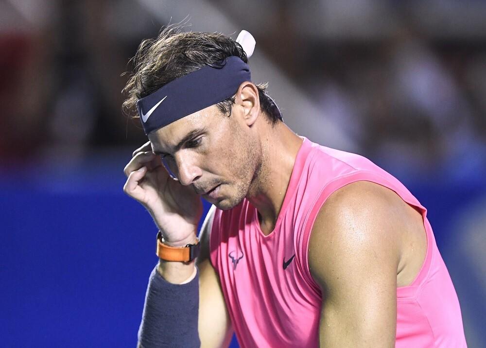 356598_BLU Radio. Rafael Nadal / Foto: AFP