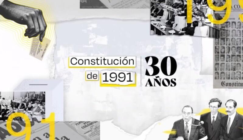 Constitución Política de 1991, 30 años