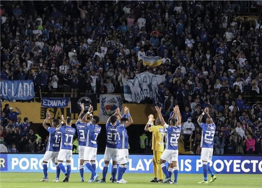 368037_Millonarios // Foto: Twitter @MillosFCoficial