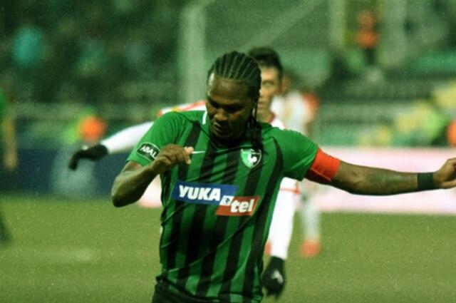 332843_Hugo Rodallega, futbolista colombiano del Denizlispor