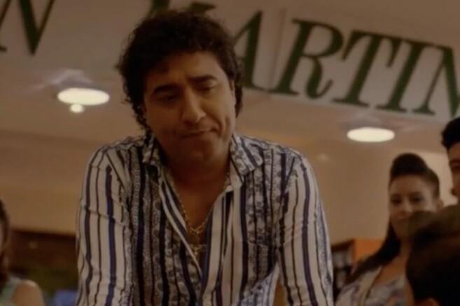 ¿Quién es Franco Che, el actor que interpreta a Diomedes Díaz en 'El hijo del cacique'?